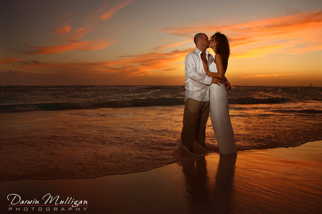 Edmonton destination wedding photographer Punta Cana Dominican Republic