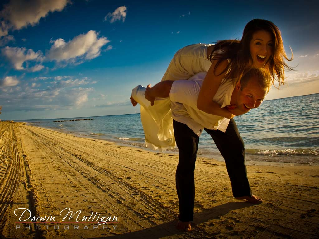 Jamaica destination wedding at Sandals Whitehouse
