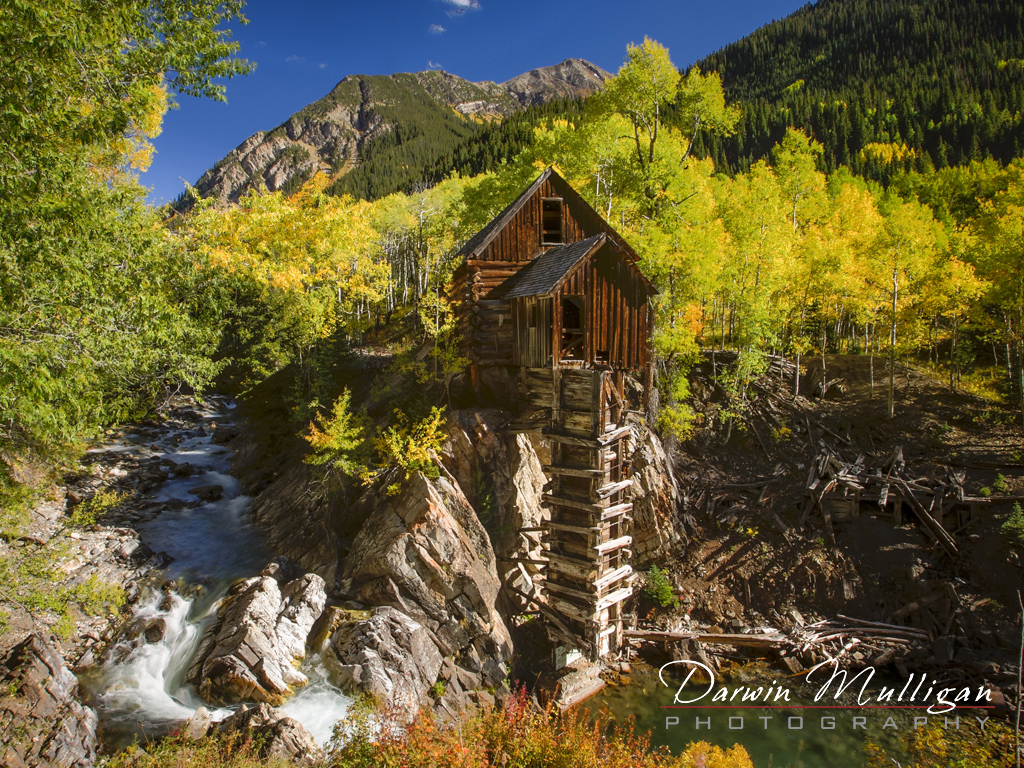 Colorado-Crystal-Mill-and-stream-beginning-of-fall