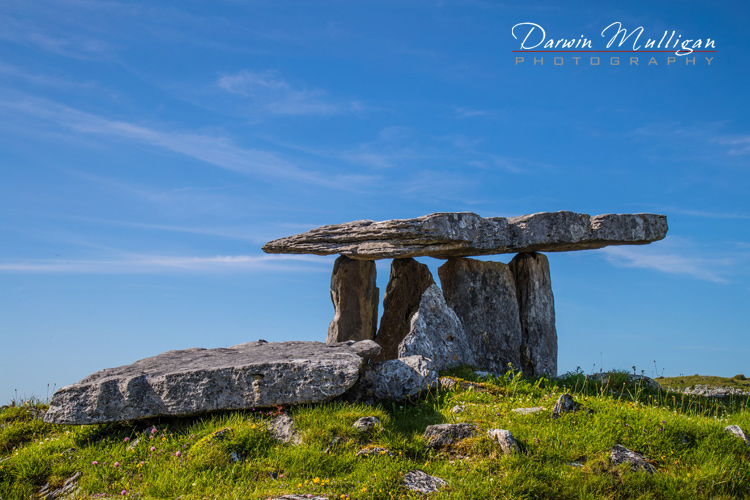Ireland-Pouulnabrone-Megalithic-Tomb
