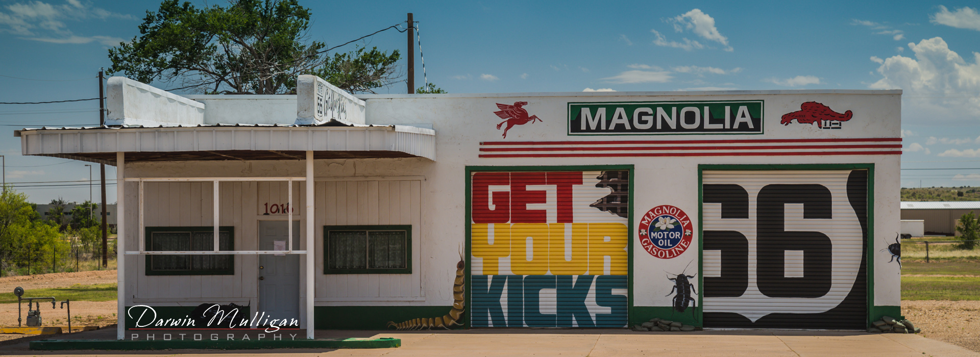 Panorama-Get-Your-Kicks-On-Route-66-Tucumcari-New-Mexico-Abandoned-building