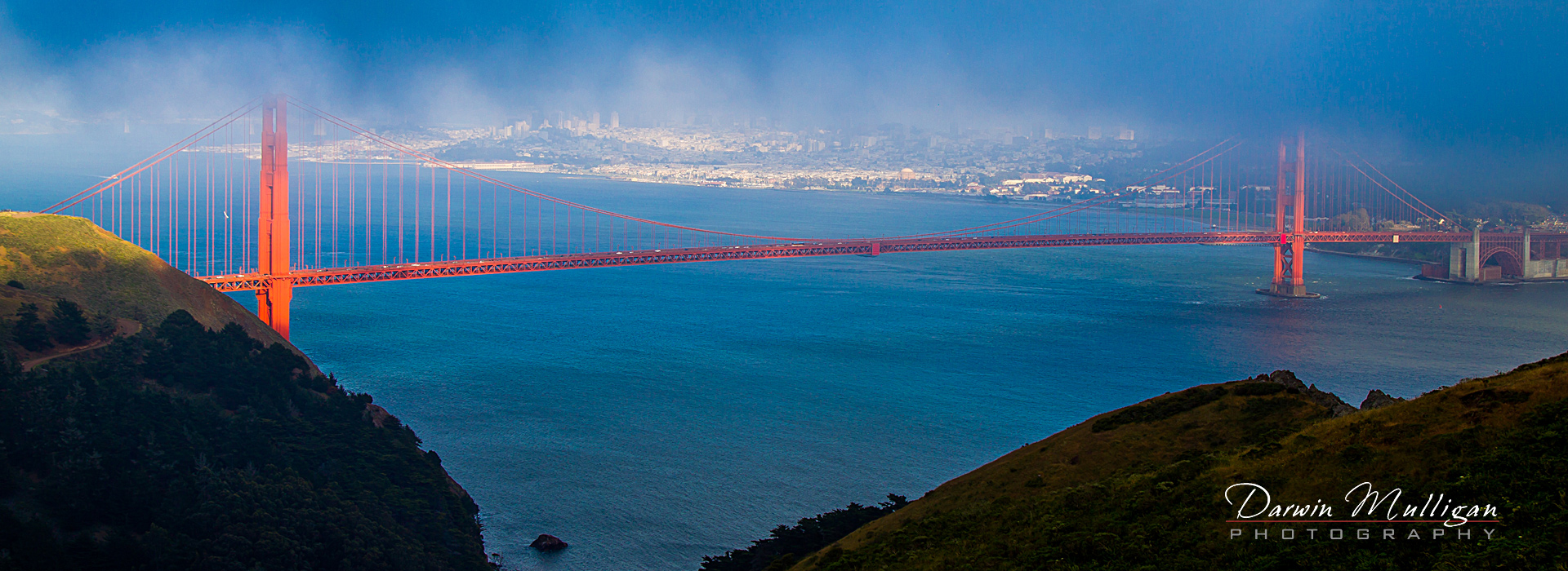 Panoramic-view-of-Golden-Gate-Bridge-San-Francisco-California