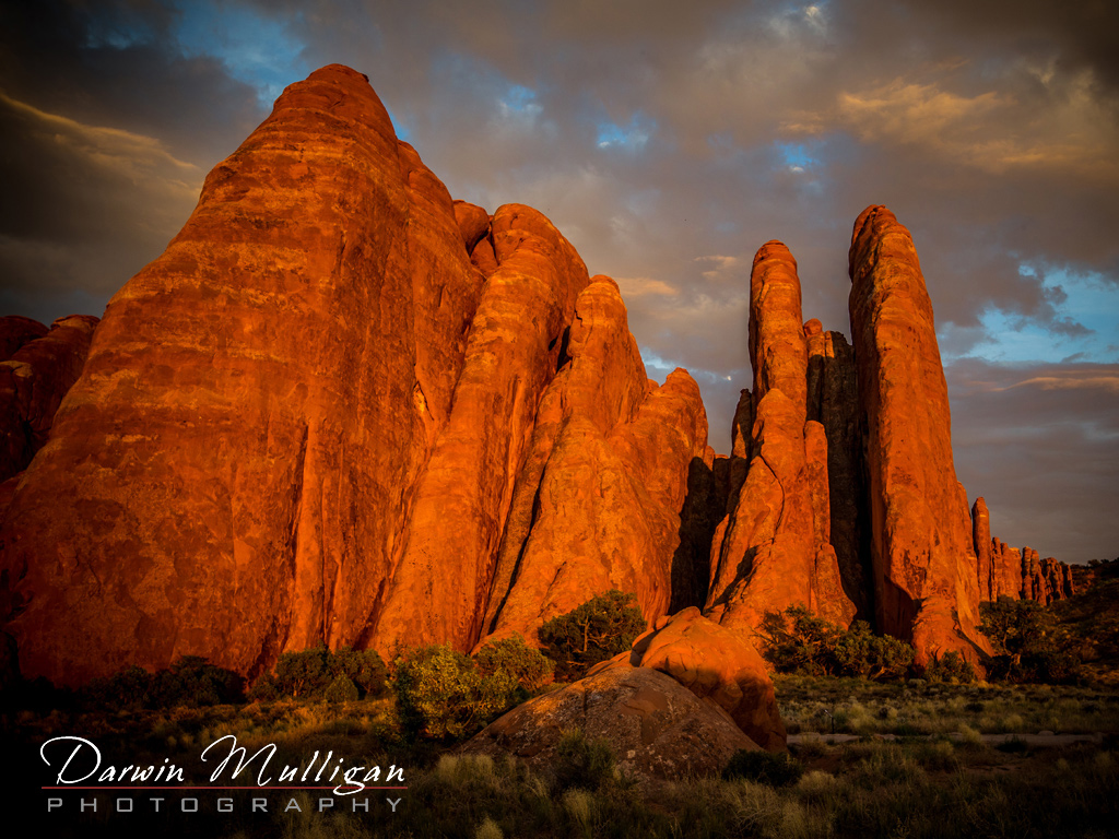 The-Fins-Arches-National-Park-Utah
