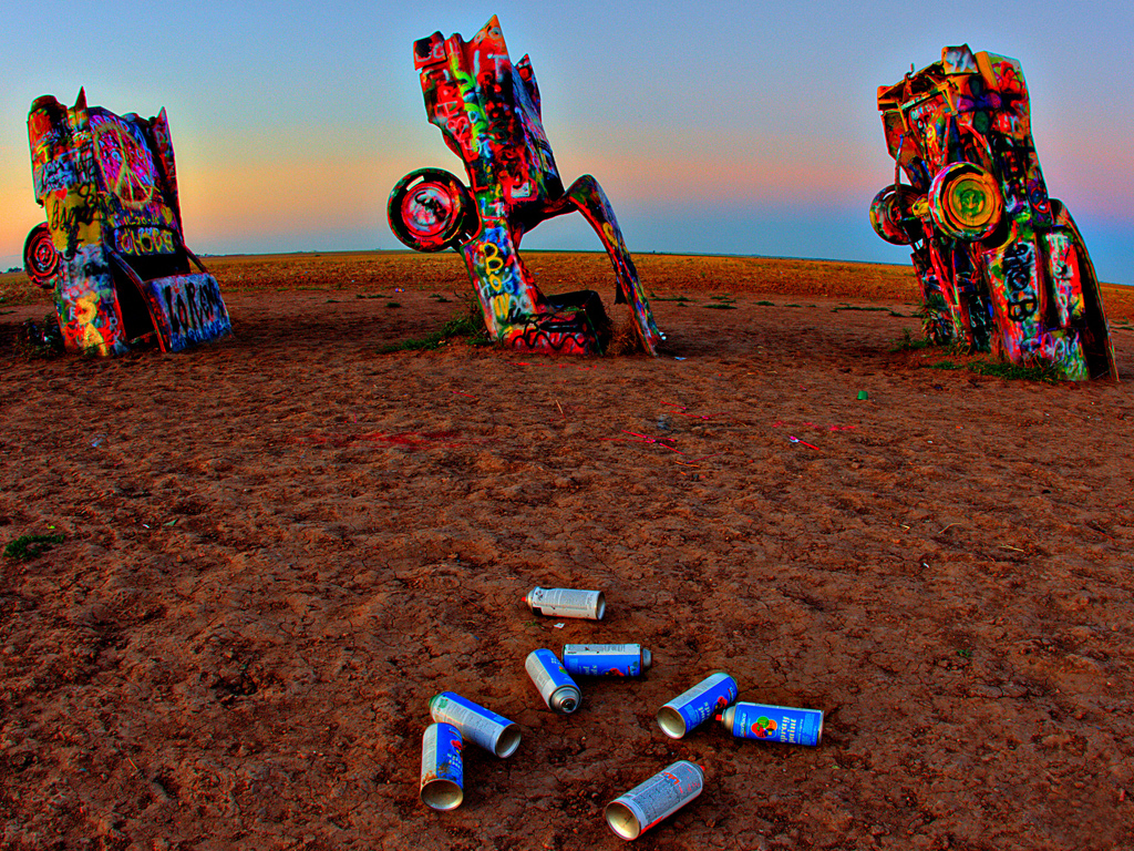 Cadillac-Ranch-Amarillo-Texas