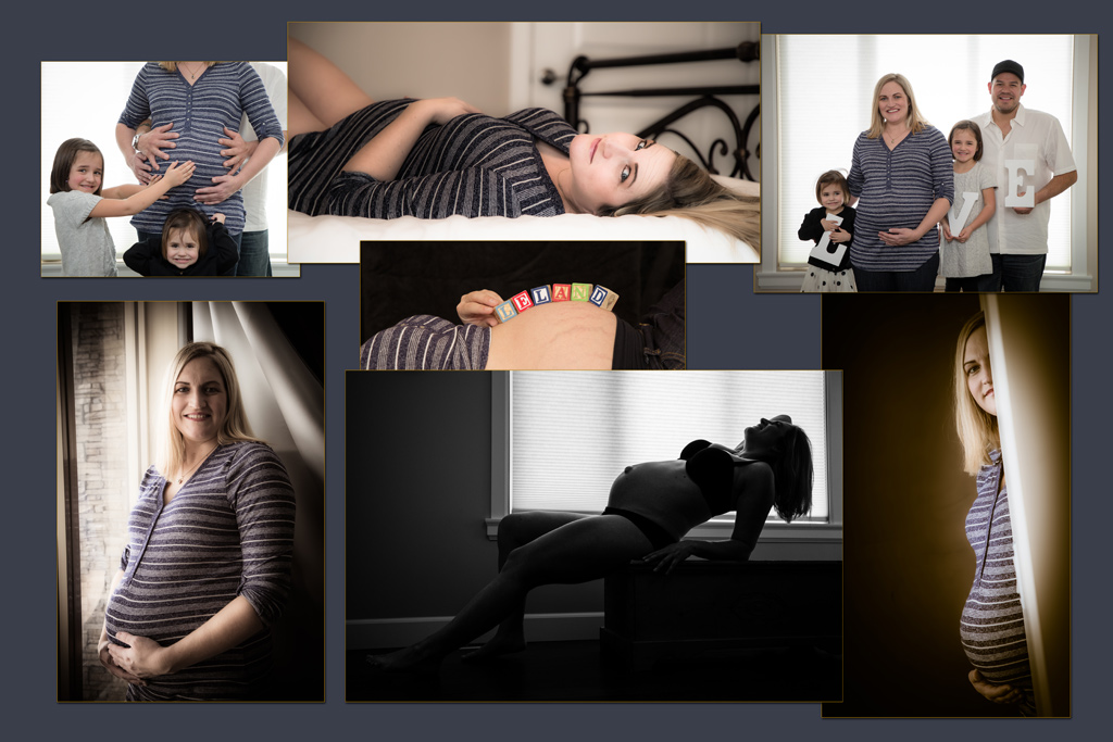Edmonton-Maternity-Photographer--maternity-photo-session-and-collage