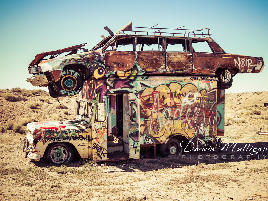 International-car-forest-of-the-last-church-with-bus-and-car