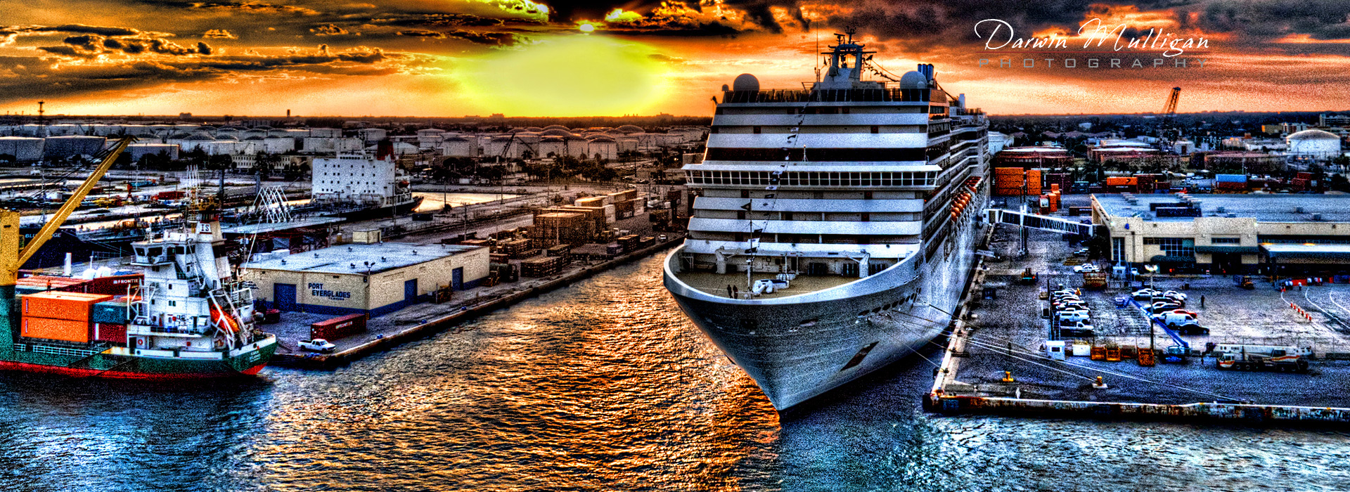 Panorama-Ft-Lauderdale-Florida-Cruise-Ship