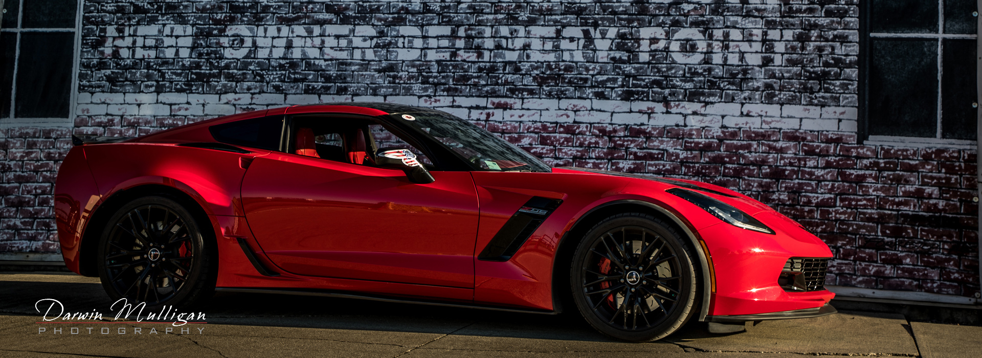 Torch Red Z06 at Mid America Motorworks Effingham Illinois